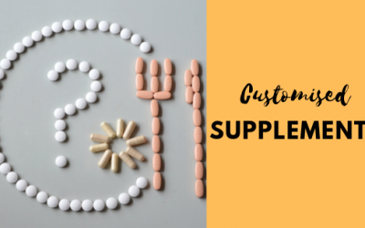 Customised Supplements: Made Just For You
