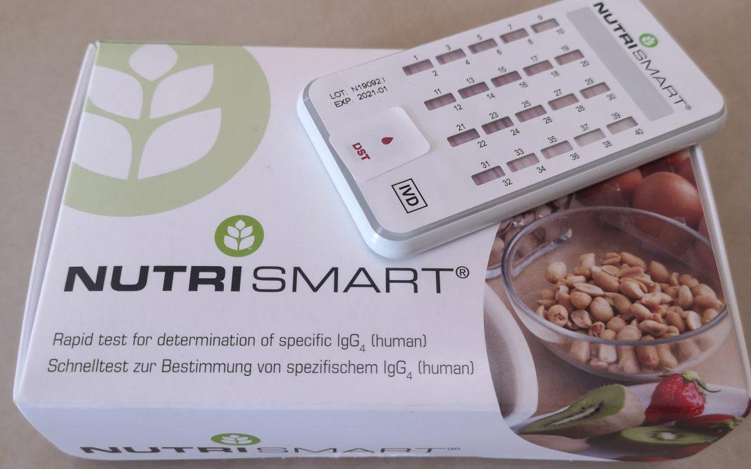 Nutrismart Food Intolerance Test