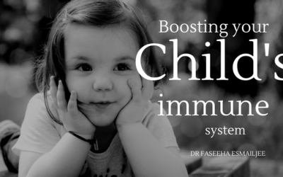 Boosting your Child's Immune System